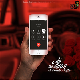 BBE Aj - Call On You TyyBoomin front cover