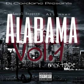ALABAMA THE MIXTAPE VOL.1 DIRTY30RADIO front cover