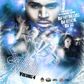 Southern Sexpitality V4 DJ Evryting Criss front cover