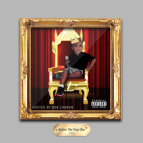 Hosted by Don Cannon: Before The Tour Bus C Wells front cover