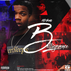 Belligerence A.G. Nino front cover