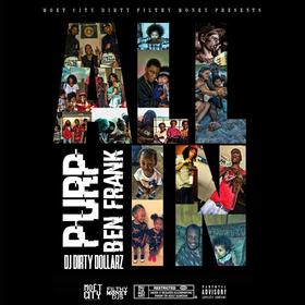 All In Purp Ben Frank front cover