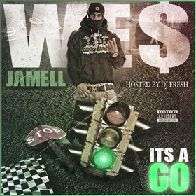 It's A Go Wes Jamell front cover