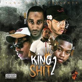 KINGSHIT 2 Yung Kingz front cover