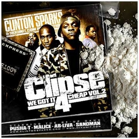 We Got It 4 Cheap Vol. 2 Re-Up Gang front cover