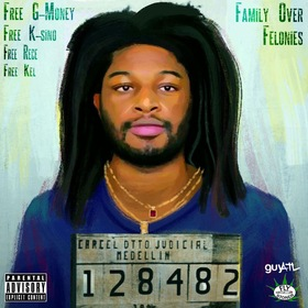 Family Over Felonies Motive front cover