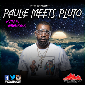 Paulie Vs. Pluto Uncle Paulie front cover