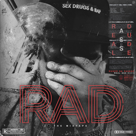 R.A.D (RealAssDude) Ruger Da $avage front cover