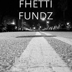 My Version Vol. 1 Fhetti Fundz front cover