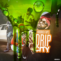 Drip City (Hosted By Hoodrich Pablo Juan) Hoodrich Tapes front cover