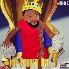 The Chosen One 3 Jacoby x front cover