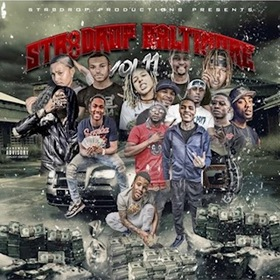 Str8Drop Baltimore Vol.11 Str8DropPromo front cover