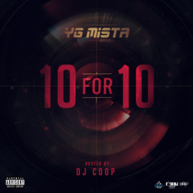 10 for 10 YG Mista front cover