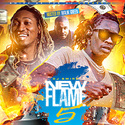 New Flame 5 DJ Smirk front cover