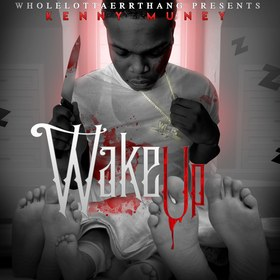 Wake Up Kenny Muney front cover