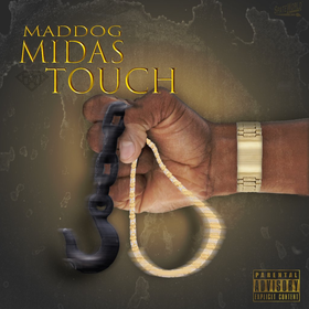 Midas Touch MADDOG. front cover