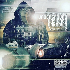 Underground Unsigned UnKnown Vol2 Muffman  front cover