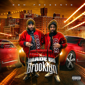Yung & Reckless - Made In Brooklyn DJ BkStorm front cover