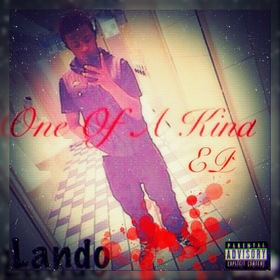 One Of A Kind EP LandoBeatz front cover