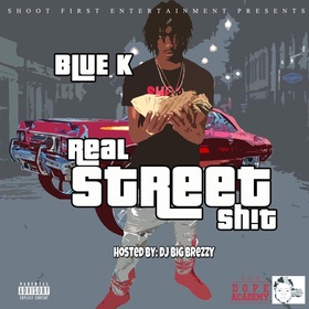 Real Street Sh!t Dj Illy Jay front cover