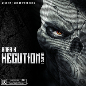 Xecution Vol.1 Amar X front cover