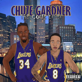 The Come Up EP Chuze Gardner front cover