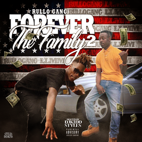 Forever The Family 2 RulloGang  front cover