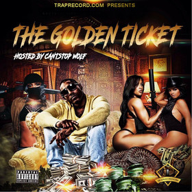 The Golden Ticket KARBON KNIGHT front cover