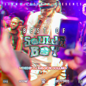Best Of Soulja Boy Soulja Boy front cover