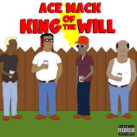 King Of The Will Ace Mack front cover