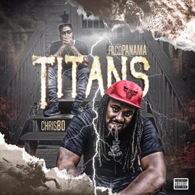 Titans Paco Panama front cover