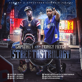 Streetastrology Dj Illy Jay front cover