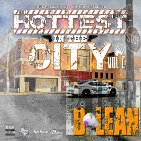Hottest In The City Vol. 2 B-Lean front cover