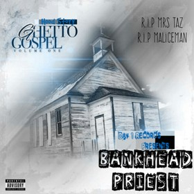Ghetto Gospel Bankhead Priest front cover