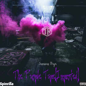 The Purple Tape(Imported) Jamaican Haze front cover