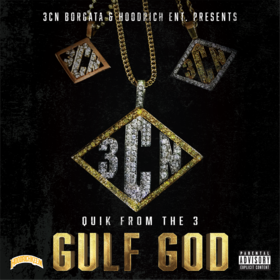 Gulf God Quik front cover