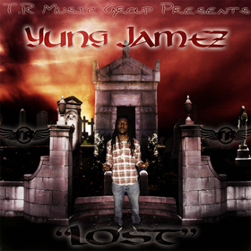 Lost Yung Jamez front cover