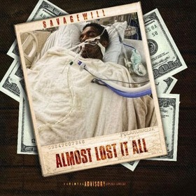 Almost Lost It All SavageWill front cover