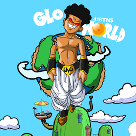 Glo World 416 TN$ front cover