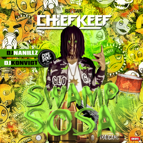 Chief Keef - Swamp Sosa DJ Na Nillz front cover