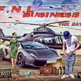 F.N.L. Business YRK Zay front cover