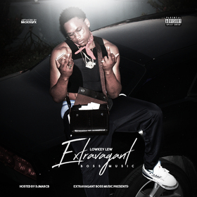 Extravagant Boss Music Lowkey Lew front cover