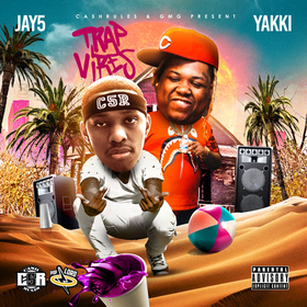 Trap Vibes Jay 5 front cover