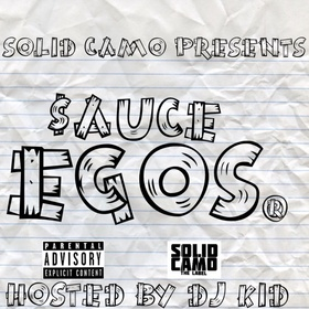 EGOS EP Sauce front cover