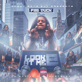 Look At Me 2 FBG Duck front cover