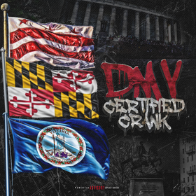 DMV Certified Crank Certified Plugg DMV front cover