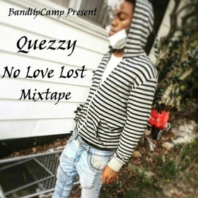 No Love Lost Quezzy front cover
