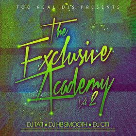 The Exclusive Academy 2 DJ Tati front cover