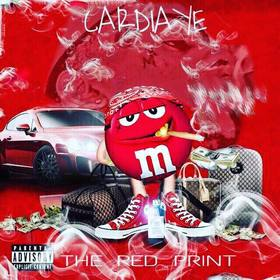 The Red Print Cardiaye front cover