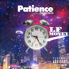 PATIENCE LFMONEY front cover